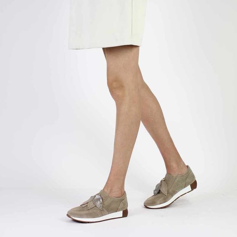 Chaussure Myma 3818 beige couleur Taupe - vue 0
