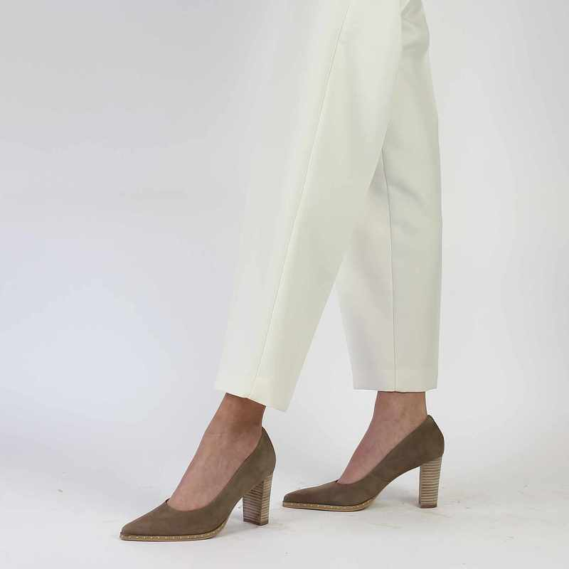 Chaussure Myma 3920 beige couleur Taupe - vue 0