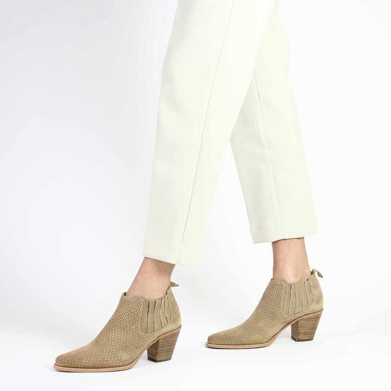 Chaussure Muratti ROCKWOOD beige couleur Taupe  - vue 0
