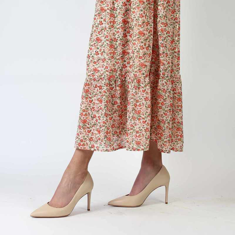 Chaussure Giancarlo R277 LUS 85 rose couleur Nude - vue 0