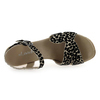 Chaussure Aliwell modèle TAMGRAM, Beige Leopard - vue 4