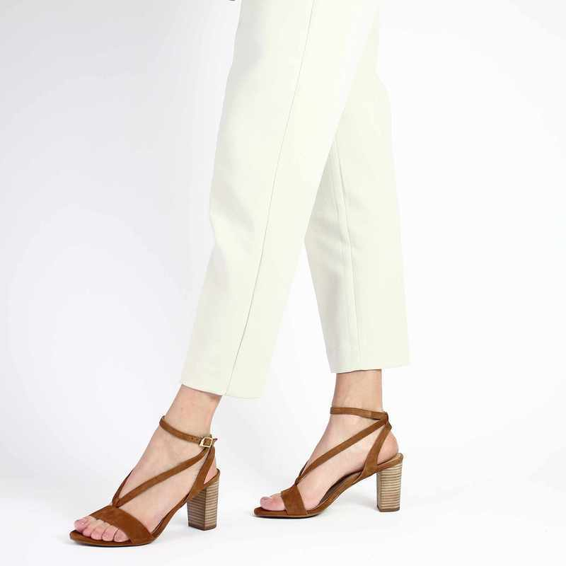 Chaussure COR by Andy 6292 camel couleur Camel - vue 0