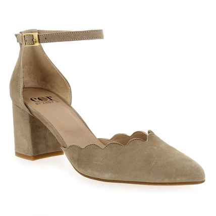 Chaussure COR by Andy modèle 6326, Taupe - vue 0