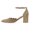 Chaussure COR by Andy modèle 6326, Taupe - vue 2