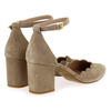 Chaussure COR by Andy modèle 6326, Taupe - vue 3