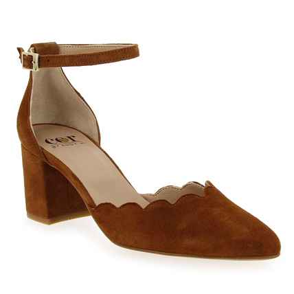 Chaussure COR by Andy modèle 6326, Camel - vue 0