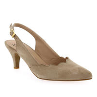 Chaussure COR by Andy modèle 5936, Taupe - vue 0