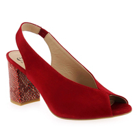 Chaussure COR by Andy modèle 5930, Rouge - vue 0
