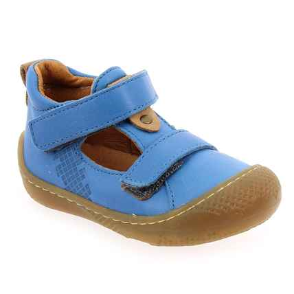 Chaussure Babybotte modèle SEBASTIEN, Bleu - vue 0