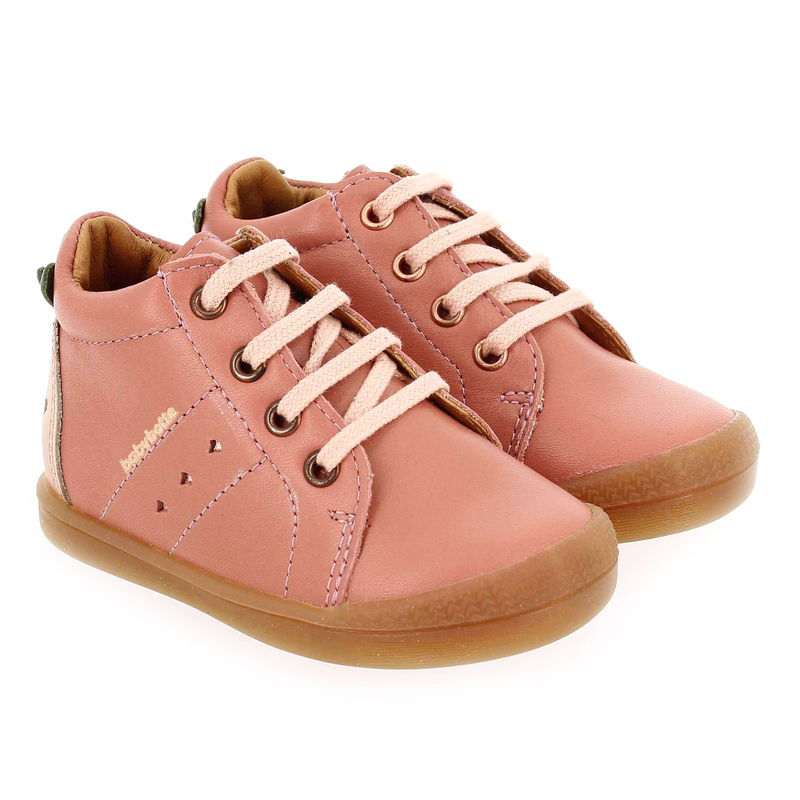 Chaussure Babybotte FLORIDA rose couleur Rose - vue 0