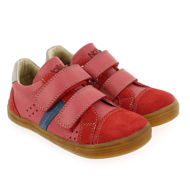 Chaussure Noël Kids  ROSSI rouge couleur Rouge - vue 0