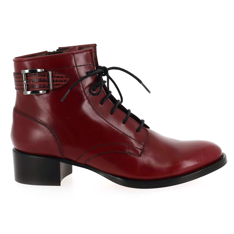 Chaussure Muratti ABYGAEL rouge couleur Rouge - vue 1