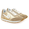 Chaussure No Name modèle CITY RUN JOGGER SUEDE GLINT, Beige Or - vue 5
