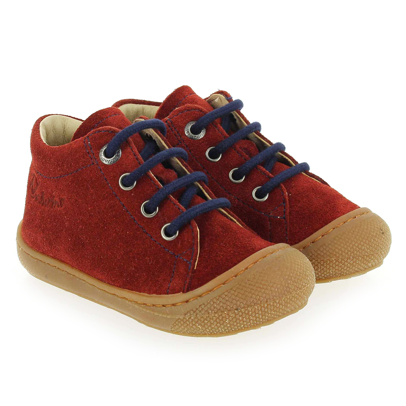 Chaussure Falcotto by Naturino COCOON rouge couleur Rouge Marine - vue 0