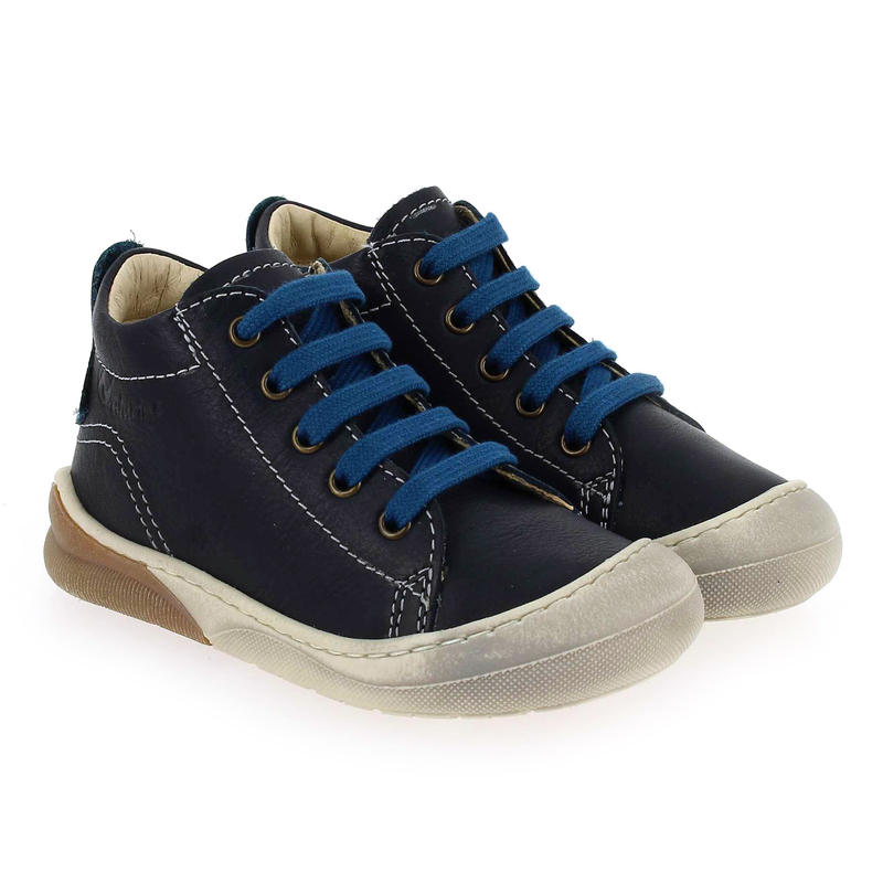 Chaussure Falcotto by Naturino PUNKY bleu couleur Marine - vue 0