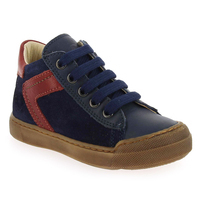 Chaussure Falcotto by Naturino modèle HEIST, Marine Rouge - vue 0