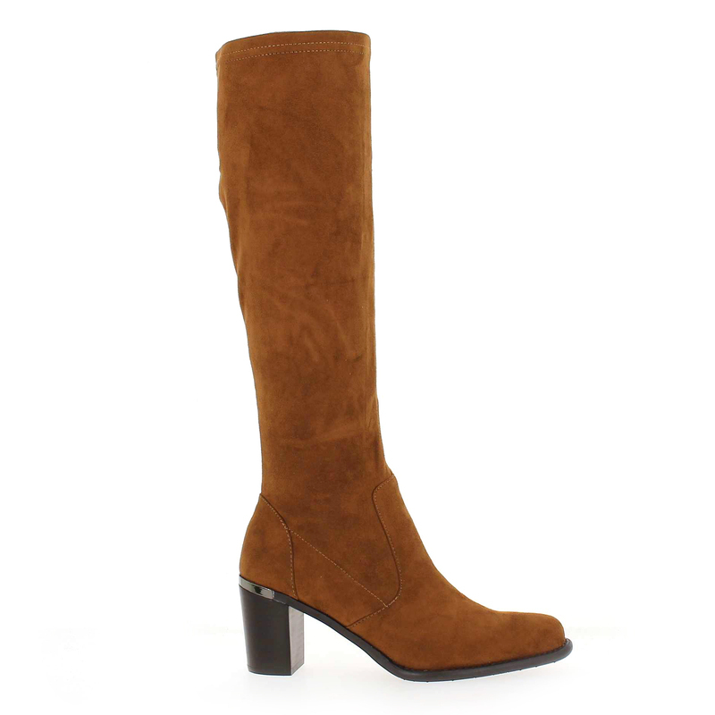 Chaussure Adige FIONA-201 camel couleur Tabac - vue 1