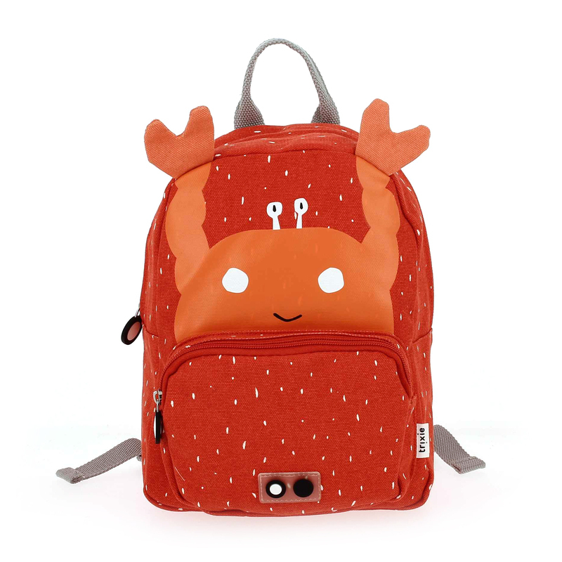 Chaussure Trixie BACKPACKS rouge couleur Rouge orange - vue 1