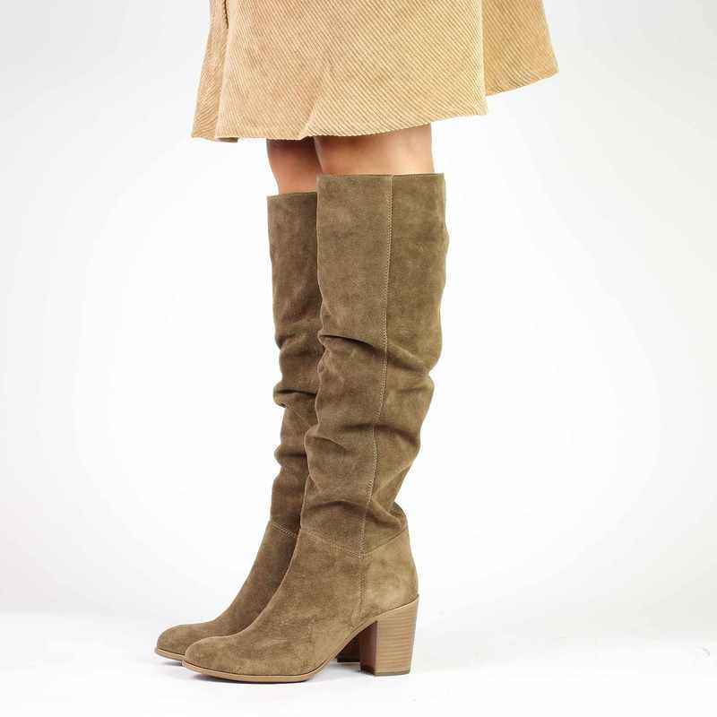 Chaussure Aliwell ELEA beige couleur Taupe  - vue 0