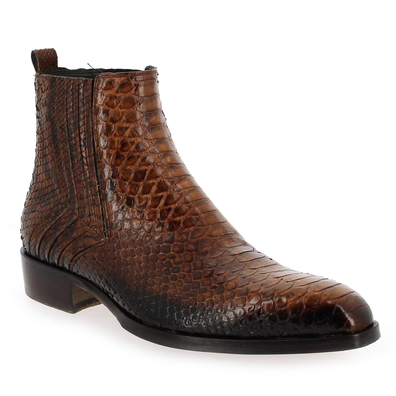 Boots   Homme   Jo Ghost   2014 219   camel   Homme