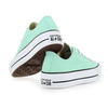 Chaussure Converse modèle CHUCK TAYLOR  ALL STAR LIFT OX, Turquoise - vue 4