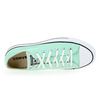 Chaussure Converse modèle CHUCK TAYLOR  ALL STAR LIFT OX, Turquoise - vue 5