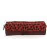 Chaussure Trixie modèle SCHOOL PENCIL CASE, Leopard Orange - vue 1