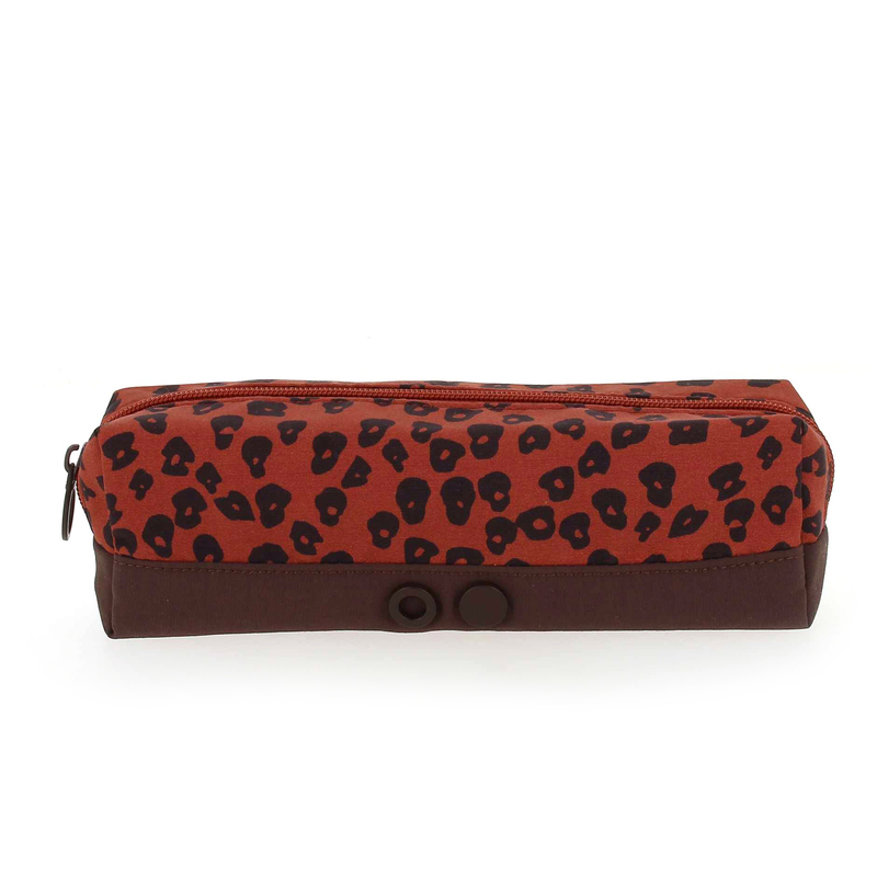Chaussure Trixie SCHOOL PENCIL CASE orange couleur Leopard Orange - vue 1
