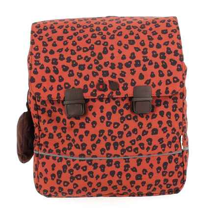 Chaussure Trixie modèle SCHOOL BACKPACK, Leopard Orange - vue 0