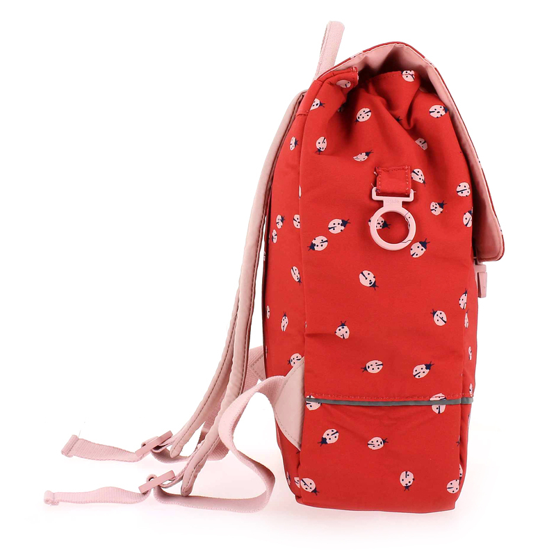 Chaussure Trixie SCHOOL BACKPACK rouge couleur Rouge Rose - vue 1