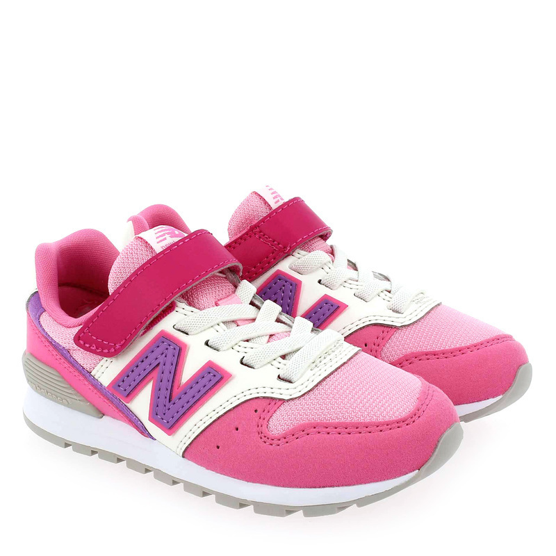 Chaussure New Balance YV996MPP S121 rose couleur Rose fuchsia  - vue 0