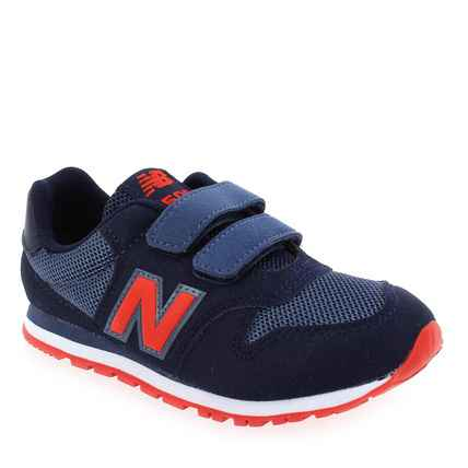 Chaussure New Balance modèle YV500TP, Marine Rouge - vue 0