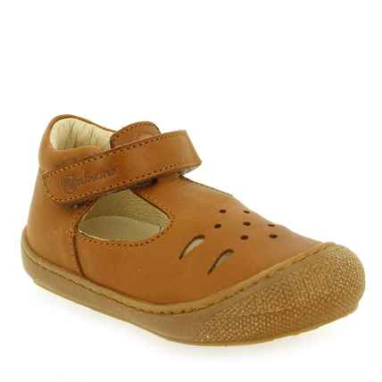 Chaussure Falcotto by Naturino modèle MAGO, Camel - vue 0