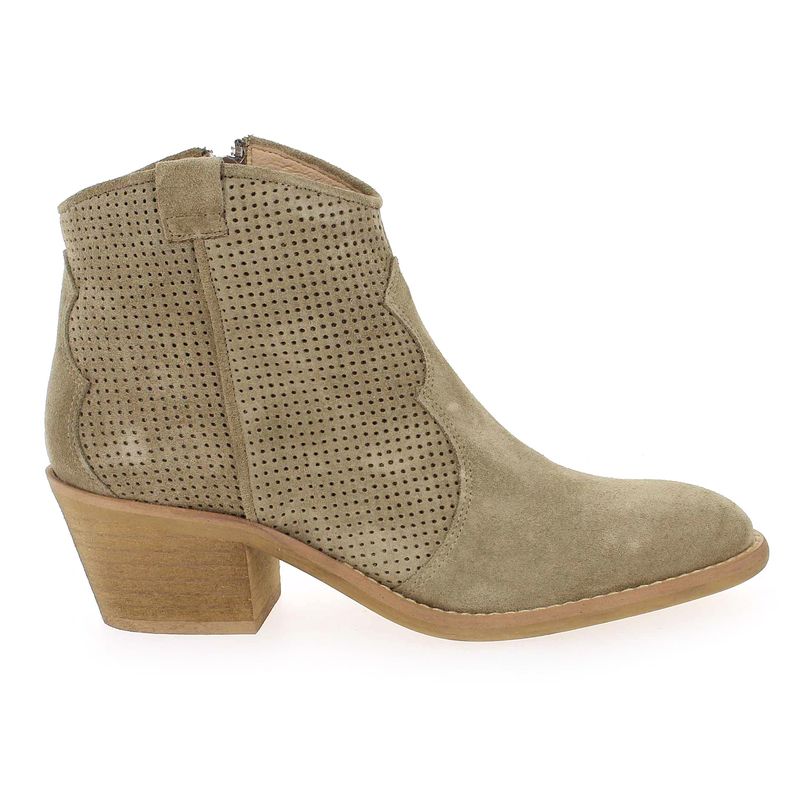Chaussure Myma 4442 beige couleur Taupe - vue 1