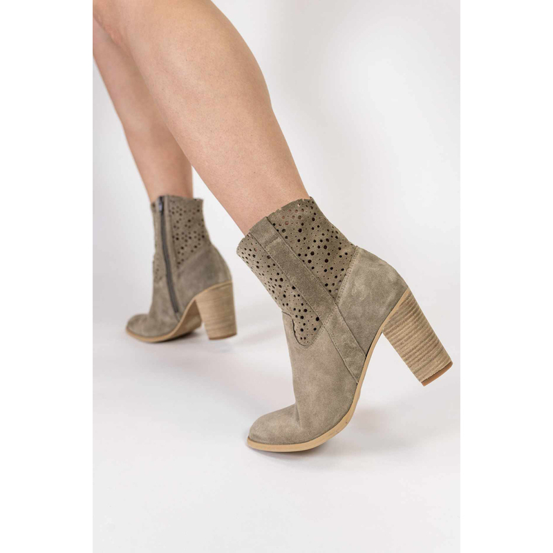 Chaussure Myma 4405 beige couleur Taupe - vue 0